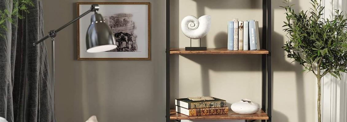 6 Πρωτότυπες και μοντέρνες βιβλιοθήκες βιομηχανικού σχεδιασμού που ταιριάζουν απόλυτα σε κάθε οικιακό ή επαγγελματκό χώρο!