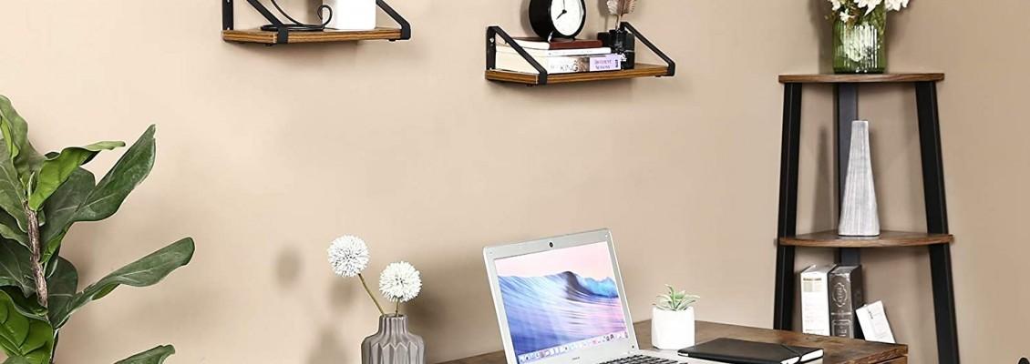 Έξυπνες λύσεις με ρουστίκ έπιπλα για ένα οργανωμένο γραφειό στο σπίτι ή τον επαγγελματικό σας χώρο!