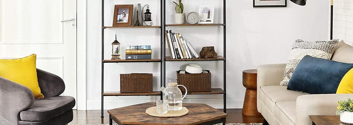 Έξυπνες και λειτουργικές ιδέες για την οργάνωση του σπιτιού με ράφια και ραφιέρες δαπέδου!