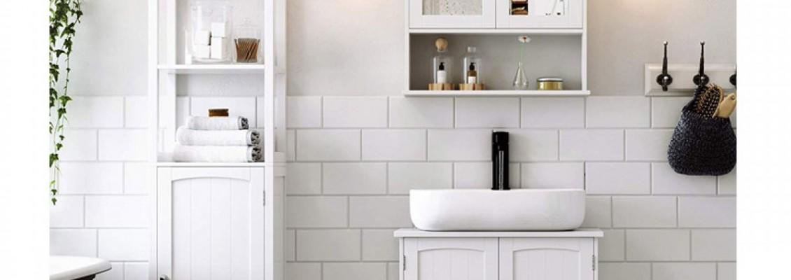 7 Υπέροχες προτάσεις επίπλων για να κάνετε το μπάνιο σας μοντέρνο, κομψό αλλά πανω απο όλα λειτουργικό, όποιο κι αν είναι το μέγεθός του!
